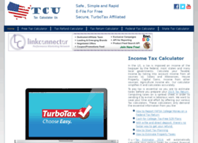 Taxcalculatorus.com thumbnail