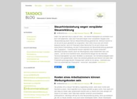 Taxdocs.de thumbnail