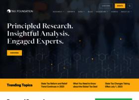 Taxfoundation.org thumbnail
