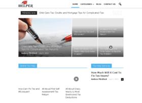 Taxhelper.site thumbnail