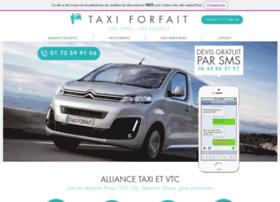 Taxi-forfait.fr thumbnail