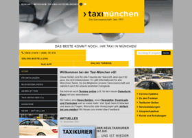 Taxi-muenchen.com thumbnail