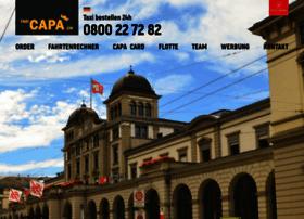 Taxicapa.ch thumbnail