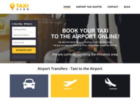 Taxiclub.co.uk thumbnail