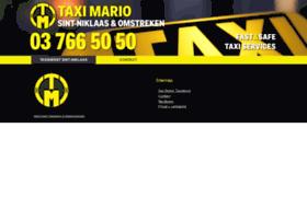 Taximario.be thumbnail