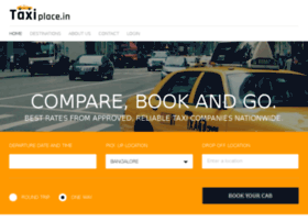 Taxiplace.in thumbnail