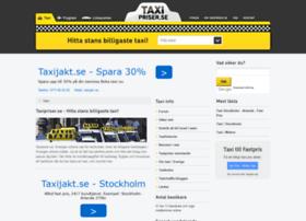 Taxipriser.se thumbnail