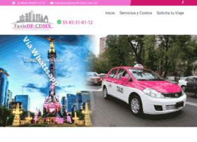 Taxisdf-cdmx.com.mx thumbnail