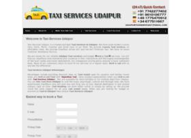 Taxiservicesudaipur.in thumbnail