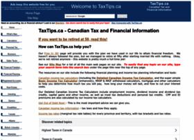 Taxtips.ca thumbnail