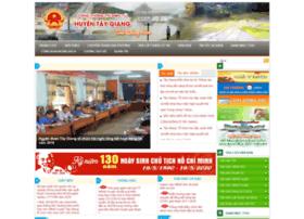 Taygiang.gov.vn thumbnail