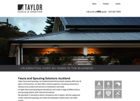 Taylorfascia.co.nz thumbnail