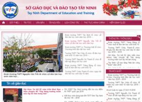 Tayninh.edu.vn thumbnail