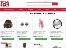 Tbacosmeticos.com.br thumbnail
