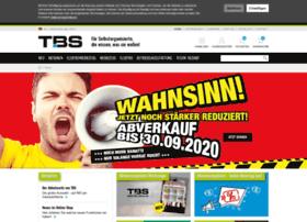 Tbs-online.de thumbnail