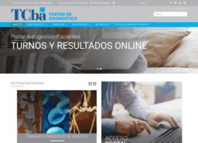 Tcba.com.ar thumbnail