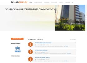 Tchademploi.org thumbnail