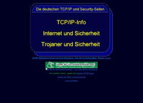 Tcp-ip-info.de thumbnail