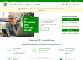 At TD Commercial Banking, we are committed to helping you move your business forward.