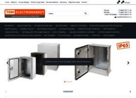 Tdmelectric.ru thumbnail