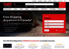 Tdotperformance.ca thumbnail