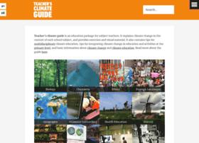 Teachers-climate-guide.fi thumbnail