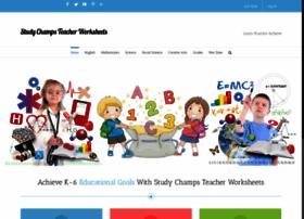Teacherworksheets.studychamps.com thumbnail