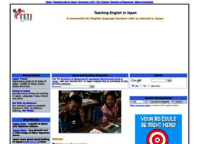 Teaching-english-in-japan.net thumbnail