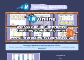 Teachingmeasures.co.uk thumbnail