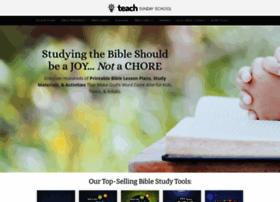Teachsundayschool.com thumbnail