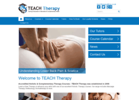 Teachtherapy.co.uk thumbnail