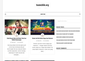 Teamchile.org thumbnail