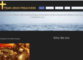 Teamjesuspreachers.org thumbnail