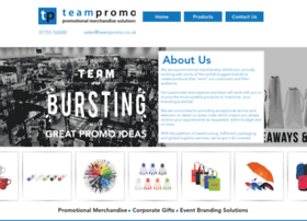 Teampromo.co.uk thumbnail
