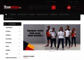 Teamshop.fr thumbnail