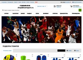 Teamsport.ru thumbnail