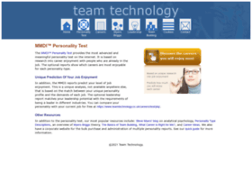 Teamtechnology.co.uk thumbnail