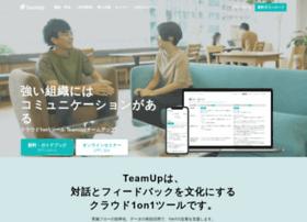 Teamup.jp thumbnail