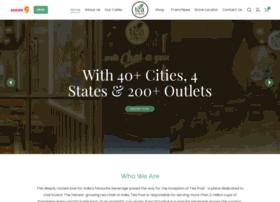 Teapost.in thumbnail