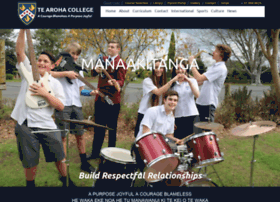 Tearoha-college.school.nz thumbnail