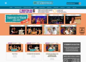 Teatrofolha.com.br thumbnail