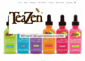 Teazen.com thumbnail