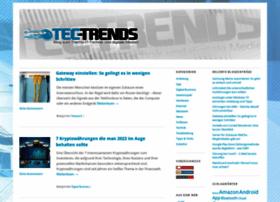Tec-trends.de thumbnail