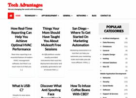 Techadvantages.us thumbnail