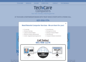Techcare.support thumbnail