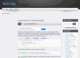 Techcity.info thumbnail