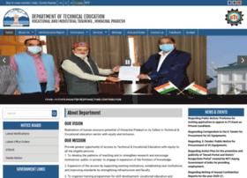 Techedu.hp.gov.in thumbnail