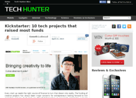 Techhunter.co.uk thumbnail