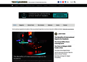 Techlearning.com thumbnail