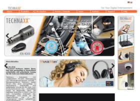 Technaxx-europe.de thumbnail
